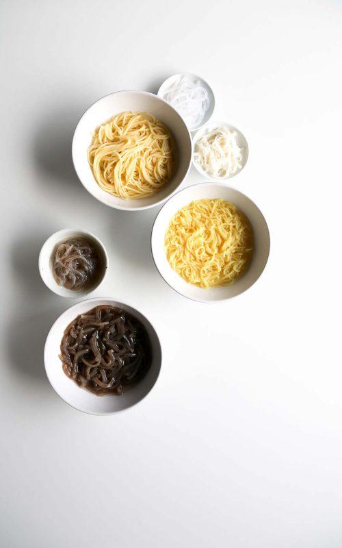 Shirataki Noodles and Keto in Japan, Konnyaku Low Carb Pasta