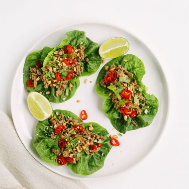 Keto San Choi Bao for ketogenic and low carb. Easy recipe with pork in lettuce wraps. keto, keto chinese, keto pork, keto ginger, keto wraps, keto pork recipes, keto sang choy bow, keto sung choy bau, keto chinese low carb, keto recipes, ketogenic diet, keto china, keto meals, keto tamari, keto easy recipes, keto easy, keto dinners, keto quick meals, keto recipes easy, low carb, low carb recipes, low carb chinese, lchf, lchf recipes