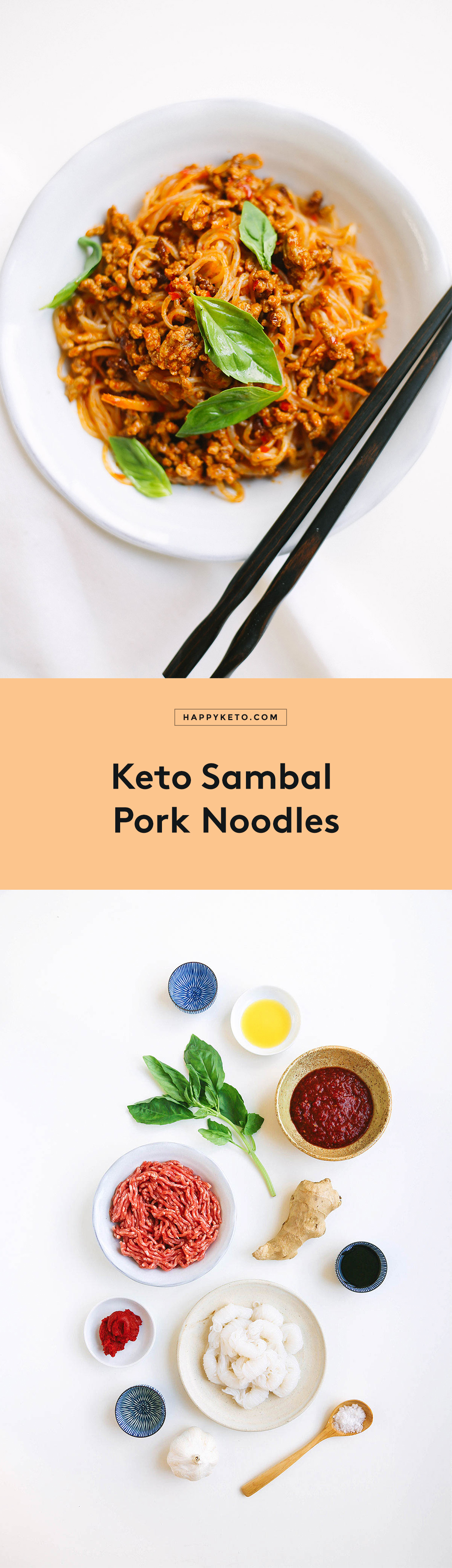 Keto Sambal Pork Noodles for ketogenic and low carb. Easy recipe with sambal oelek and shirataki noodles. keto, keto sambal, keto pork, keto noodles, keto pork noodles, keto spicy noodles, keto noodle recipes, keto shirataki noodles, keto pork noodles low carb, keto recipes, ketogenic diet, keto easy recipes, keto easy, keto meals, keto quick meals, keto recipes easy, low carb, low carb recipes, low carb noodles, low carb sambal, low carb pork, lchf, lchf recipes
